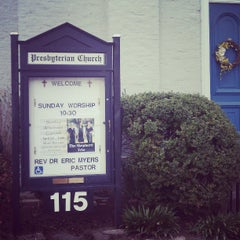 Photo taken at Evangelical Lutheran Church by Adam W. on 4/8/2013
