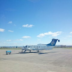 Photo taken at Rotorua International Airport (ROT) by JT on 10/1/2014