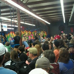 Photo taken at Crossfit Of Greensboro by Cameron V. on 1/27/2013