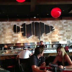 Photo taken at RA Sushi Bar Restaurant by Brian on 7/6/2013