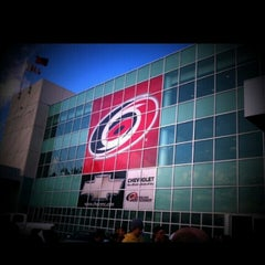 Photo taken at PNC Arena by Man_Used👽👾👽 on 1/29/2013