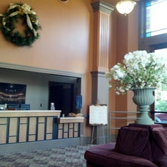 Photo taken at MSU Riley Center by Charlotte W. on 12/1/2012