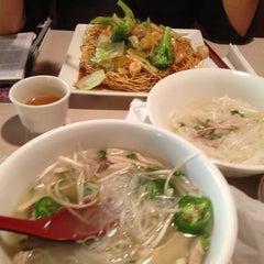 Photo taken at Phở Việt & Café by Bill U. on 8/17/2013