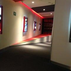 Photo taken at Cinemex Platino by MENA on 2/20/2013
