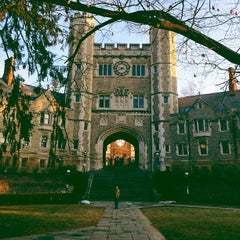 Photo taken at Princeton University by Adam L. on 2/15/2013