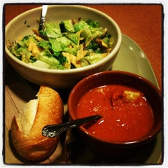 Photo taken at Panera Bread by Taylor P. on 12/16/2012