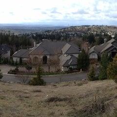Photo taken at Cougar Mountain City View by David M. on 3/17/2013