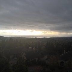 Photo taken at Cougar Mountain City View by David M. on 4/14/2013