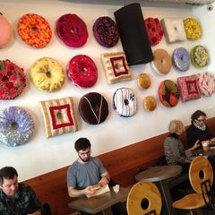 Photo taken at Doughnut Plant by Miguel S. on 5/2/2013