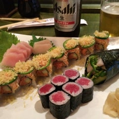 Photo taken at Kooma sushi Restaurant by marc d. on 8/12/2014