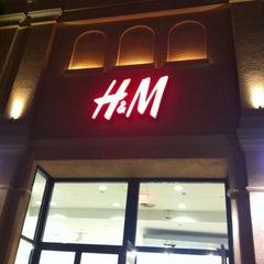 Photo taken at H&M by Abu Deema on 8/11/2013