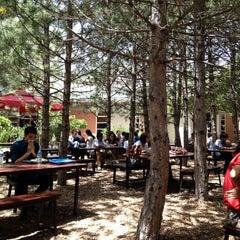 Photo taken at Çatı Cafe by Beyza Nur K. on 5/31/2013