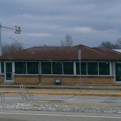Photo taken at Weigh Station by Antione L. on 12/21/2012