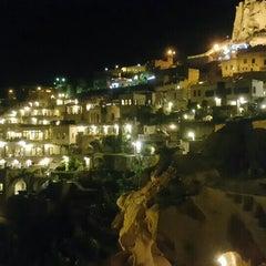 Photo taken at Argos In Cappadocia by Alper Tuna E. on 10/3/2015