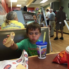 Photo taken at Jersey Mike's Subs by Kathy W. on 8/27/2015