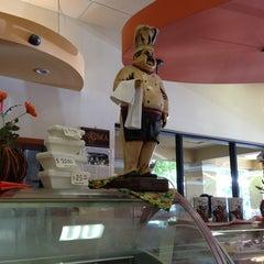 Photo taken at La Roma Bakery by Edward V. on 9/14/2013