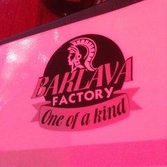 Photo taken at Baklava Factory by Edward V. on 8/2/2013
