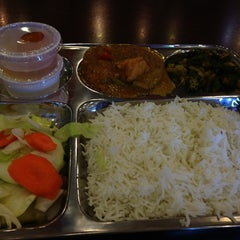 Photo taken at Biryani bowl by Arvind R. on 6/14/2013