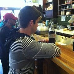 Photo taken at Potbelly Sandwich Shop by Paul Z. on 12/1/2012