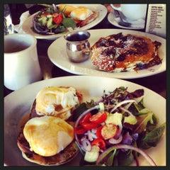 Photo taken at Cranky's Cafe by Unur E. on 1/30/2013