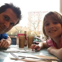 Photo taken at Hudson Diner by Paul D. on 12/1/2014