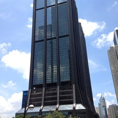 Photo taken at Harbour Centre 海港中心 by Yan H. on 6/5/2014