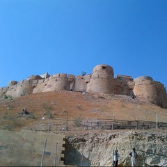 Photo taken at Jaisalmer Fort by Tausif S. on 11/27/2012