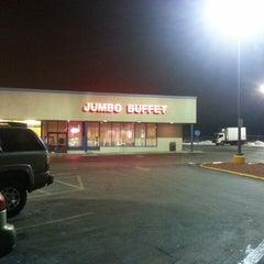 Photo taken at Jumbo Buffet by Otis H. on 2/22/2013