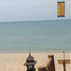 Photo taken at Lanta Paradise Beach Resort by Juan D. on 2/2/2013