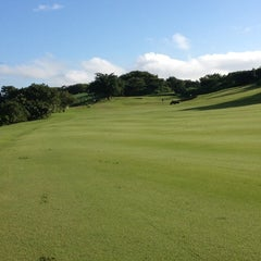 Photo taken at Princes grant golf course by Keshin G. on 12/17/2012