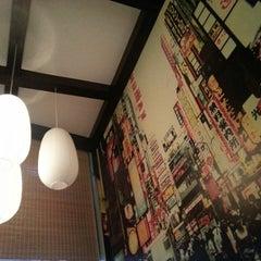 Photo taken at Geisha Sushi Bar by Dana G. on 8/3/2013
