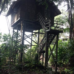 Photo taken at Permai Rainforest Resort by Meimay W. on 12/13/2014