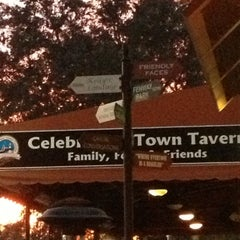 Photo taken at Celebration Town Tavern by Evelyn K. on 1/14/2013