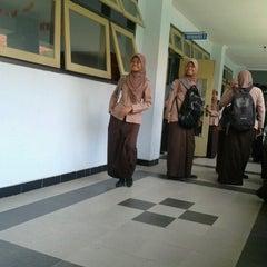 Photo taken at SMA Negeri 2 Lumajang by Karina A. on 12/7/2012