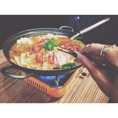 Photo taken at Seoul Yummy by Lipstouched on 10/31/2014