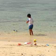 Photo taken at Blue Beach Resorts || شاليهات الشاطئ الأزرق by Abdullah S. on 3/7/2013