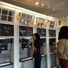 Photo taken at The Yogurt Tap by Ellie D. on 11/23/2012