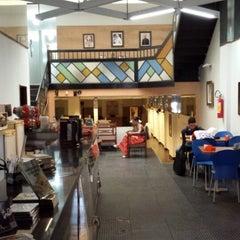 Photo taken at Centro de Evagelização Comunidade Católica Shalom by Willian A. on 9/14/2013