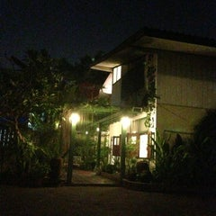 Photo taken at Baan Suan Massage (บ้านสวนมาสสาจ) by Verutai L. on 2/28/2014