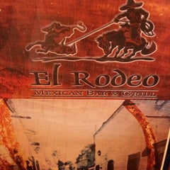 Photo taken at El Rodeo by Jessica F. on 7/13/2013