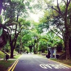Photo taken at Nanyang Technological University (NTU) by josh.dy on 10/29/2012