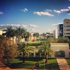 Photo taken at Florida International University by John S. on 3/3/2013