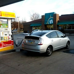 Photo taken at Shell by Jim C. on 3/4/2013