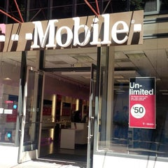 Photo taken at T-Mobile by Sifiso M. on 6/28/2013