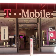 Photo taken at T-Mobile by Sifiso M. on 6/17/2013