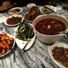 Photo taken at Sichuan House by Mai L. on 2/14/2015