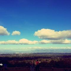 Photo taken at Rancho San Antonio County Park by Cynthia T. on 1/27/2013