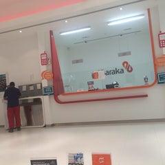 Photo taken at Albaraka Bank Ramli Mall by Sayed Maitham A. on 7/13/2014