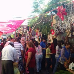 Photo taken at Tianguis Navideño by William B. on 12/9/2012