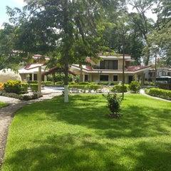 Photo taken at Club De Playa Hotel & Villas Nacazcol Playa Panamá by Kola A. on 6/2/2013